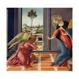 Annunciation  1489-1490