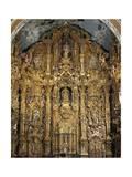 Altarpiece Dedicated to St Francis Xavier  1753