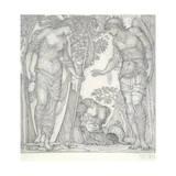 Venus Bringing Armour to Aeneas  1874