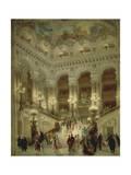 Staircase of Paris Opera  1877