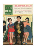 Front Cover of 'John Bull'  March 1958
