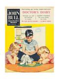 Front Cover of 'John Bull'  November 1959