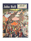 Front Cover of 'John Bull'  May 1951