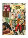 Front Cover of 'John Bull'  September 1953