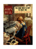 Front Cover of 'John Bull'  October 1952
