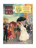 Front Cover of 'John Bull'  April 1955