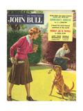 Front Cover of 'John Bull'  August 1958