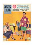 Front Cover of 'John Bull'  February 1959