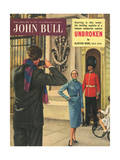 Front Cover of 'John Bull'  May 1953