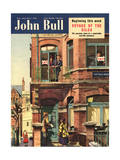 Front Cover Of'John Bull'  March 1950