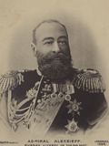 Admiral Alexeieff  Russian Viceroy of the Far East