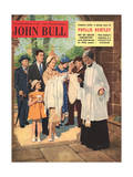 Front Cover of 'John Bull'  September 1955