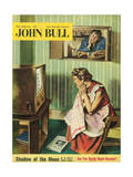 Front Cover of 'John Bull'  July 1956