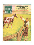 Front Cover of 'John Bull'  May 1954