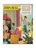 Front Cover of 'John Bull'  September 1957