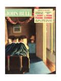 Front Cover of 'John Bull'  December 1956