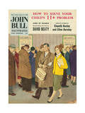 Front Cover of 'John Bull'  January 1959