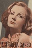 Greta Garbo  Swedish Actress and Film Star