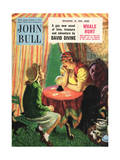 Front Cover of 'John Bull'  October 1955