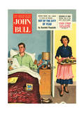 Front Cover of 'John Bull'  June 1956