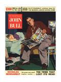 Front Cover of 'John Bull'  September 1956