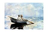 Rowing the Boat  1880