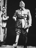 General Franco at His Moment of Triumph at the End of the War  1939