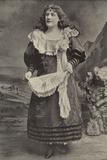 "Miss Georgina Preston  as Polly Perkins in ""Robinson Crusoe "" Grand Theatre  Islington"