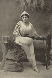 Miss Ada Blanche  as Robinson Crusoe