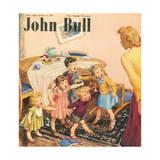 Front Cover of 'John Bull'  October 1949