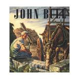 Front Cover of John Bull  August 1947