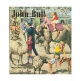 Front Cover of 'John Bull'  August 1949
