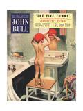 Front Cover of 'John Bull'  April 1953