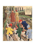 Front Cover of 'John Bull' Magazine  March 1949