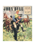 Front Cover of 'John Bull' March 1948
