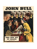 Front Cover of 'John Bull'  March 1946