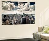 View of Manhattan  New York