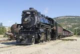 Kettle Valley Steam Railway  Summerland  British Columbia  Canada