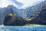 Majestic Na Pali Coastline of Kauai