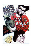 A Day at the Races - Movie Poster Reproduction