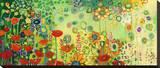 Garden Poetry Tableau sur toile par Jennifer Lommers
