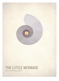 La Petite sirène Reproduction d'art par Christian Jackson