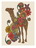 Easy Camel Reproduction d'art par Valentina Ramos