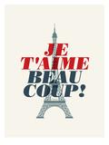 Je T'Aime Beau Coup