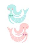 Mermaid Duo II