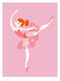 Ballerina Arabesque