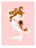 Mermaid Baby Girl