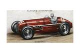 Maserati Racing Car