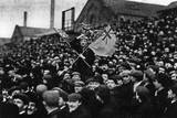 Football: the Cup Tie Crowd at Derby  1903