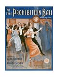 Prohibition Ball 1918